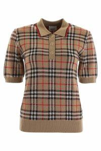 Burberry Vintage Check Polo Shirt