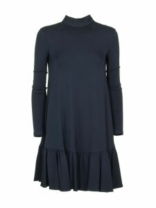 Elisabetta Franchi Celyn B. Long Sleeves Dress