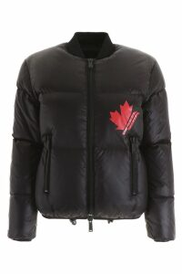 Dsquared2 Logo Puffer Jacket