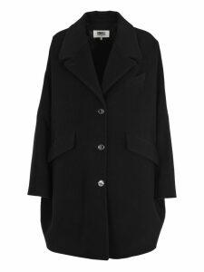 Mm6 Oversize Coat