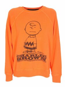 Marc Jacobs Charlie Brown Print Sweatshirt