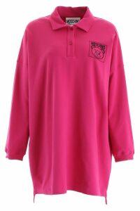 Moschino Teddy Bear Couture Polo Shirt