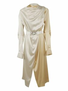Bottega Veneta Light Satin Dress
