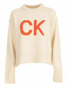 Calvin Klein Jeans Sweater L/s W/logo
