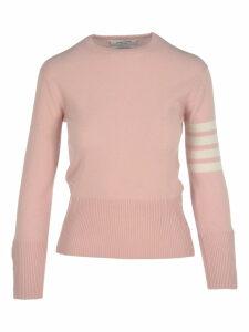 Thom Browne Stripe Details Sweater