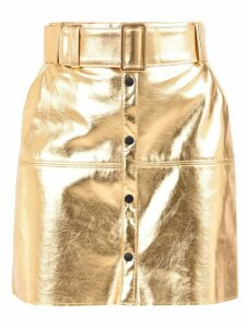MSGM Shiny Skirt