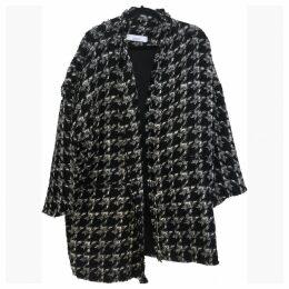 FW18 tweed coat
