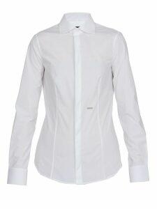 Dsquared2 Plain Color Shirt