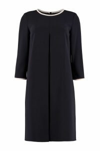 Max Mara Azulene Cady Dress