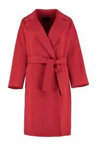 Weekend Max Mara Ted Virgin Wool Coat