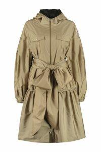 Moncler Ellen Hooded Raincoat