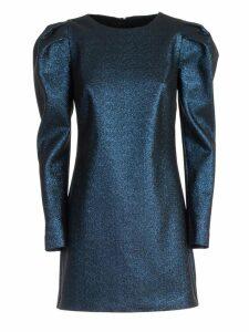 Parosh Dress L/s Lurex