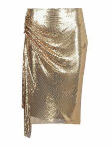 Mini Mesh Skirt
