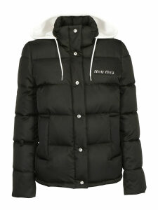 Miu Miu Blouson Down Jacket