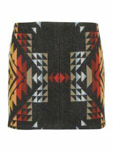 Jessie Western Pueblo Skirt