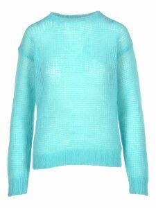 Prada Crew Neck Knit Sweater