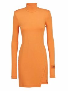 Heron Preston Jersey Dress