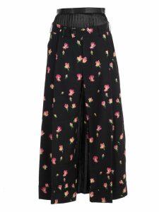 Junya Watanabe Comme Des Garçons Pants Skirt Twill Satin