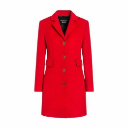 Boutique Moschino Wool Blend Coat