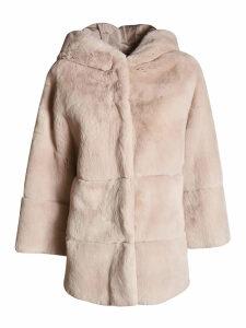 S.W.O.R.D 6.6.44 Fur Hooded Jacket