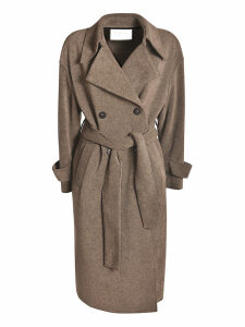 Harris Wharf London Polaire Coat