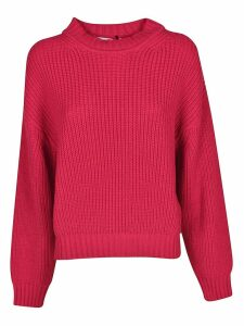 MSGM Logo Back Sweater