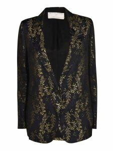 Forte Forte Embroidered Detail Blazer