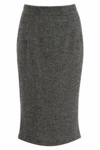 Dolce & Gabbana Skirt With Micro Pattern