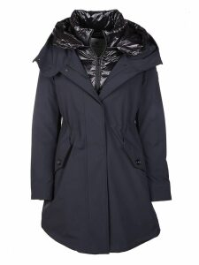 Woolrich Layered Raincoat