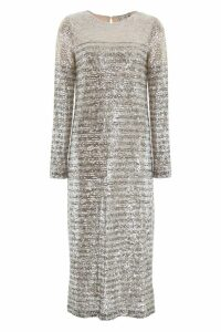 In The Mood For Love Long Beth Dress