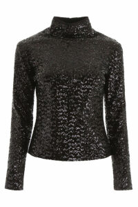 In The Mood For Love Sequins Top