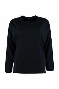 Weekend Max Mara Lampone Jersey Sweatshirt