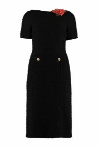 Gucci Tweed Sheath Dress