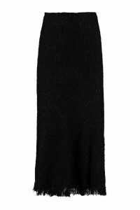 Alexander Wang Tweed Midi Skirt