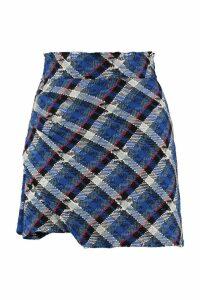 Pinko Sganciare Cotton Mini-skirt