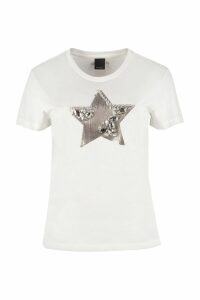 Pinko Radiare Cotton T-shirt