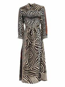 Pierre-Louis Mascia Dress Long W/buttons