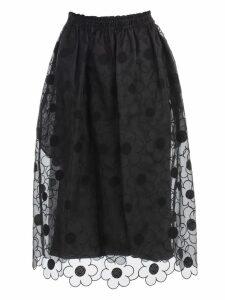 Moncler Genius Skirt A Line W/lace