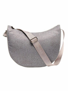 Borbonese Middle Luna Bag