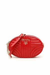 Prada Oval Diagramme Bag