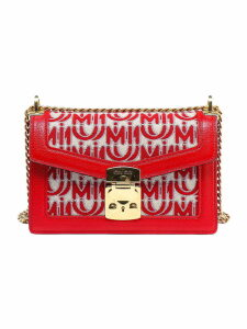 Miu Miu Confidential Bag Jacquard