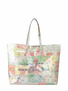 Marc Jacobs Pvc Shopping Bag