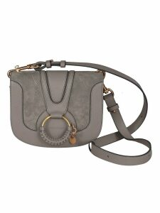 See by Chloé Logo Engraved Shoulder Bag