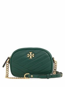 Tory Burch Kira Chevron Camera Small Shoulder Bag