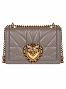 Dolce & Gabbana Chained Shoulder Bag