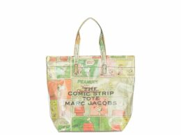 Marc Jacobs The Comic Stripe Tote Bag