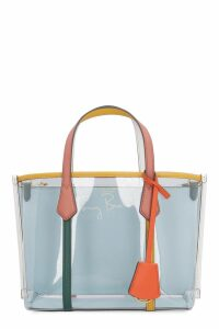 Tory Burch Perry Small Pvc Tote Bag