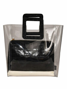 STAUD Transparent Tote