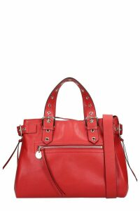 RED Valentino Tote In Red Leather
