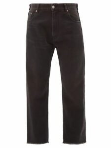 Bode - Patchwork Single Breasted Cotton Jacket - Womens - Pink Multi